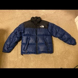 North Face Puffy Jacket.  Vintage.  From 1999